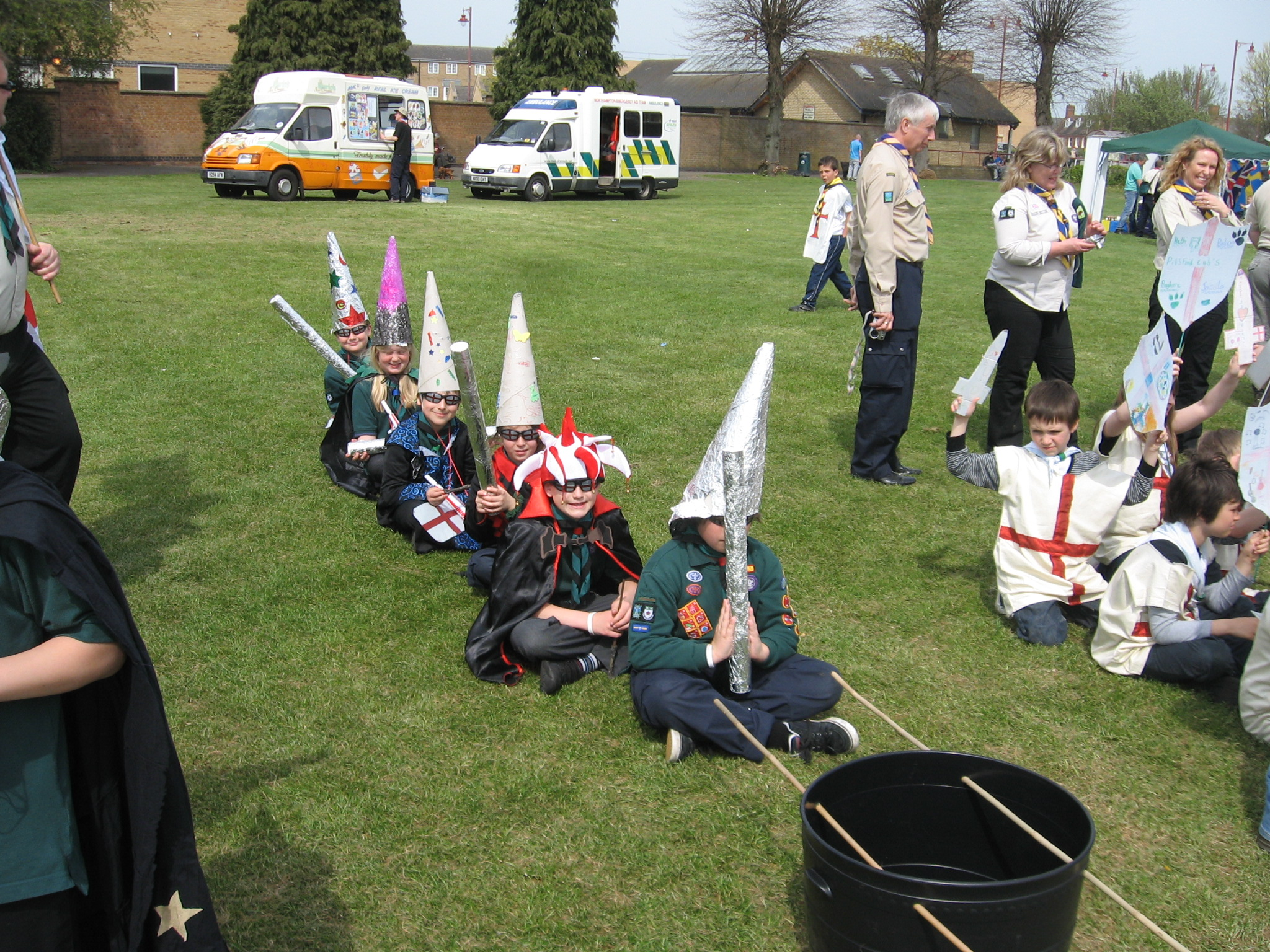 St George's Day 2010