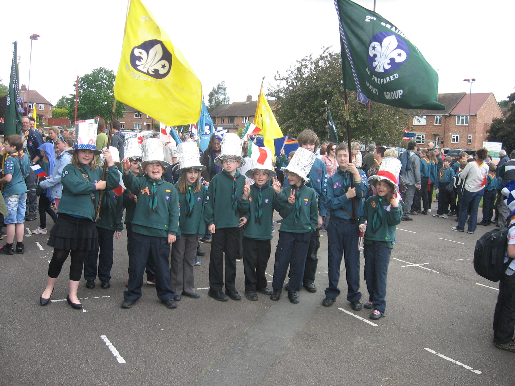St George's Day Parade 2011